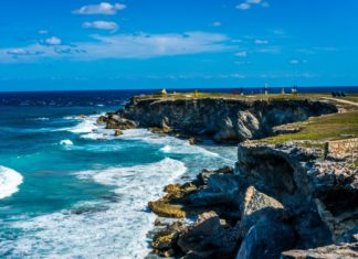 Исла Мухерес Остров Жнещин Мексика