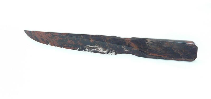 Нож из обсидиана