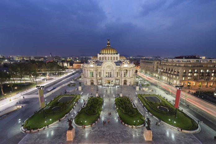 Мехико – столица Мексики