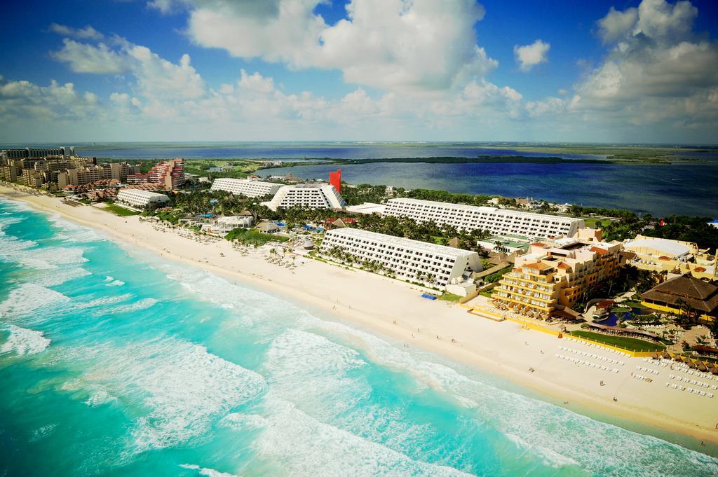Отели Канкуна Мексика - все включено