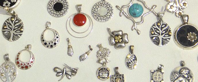 Серебряные украшения из Мексики