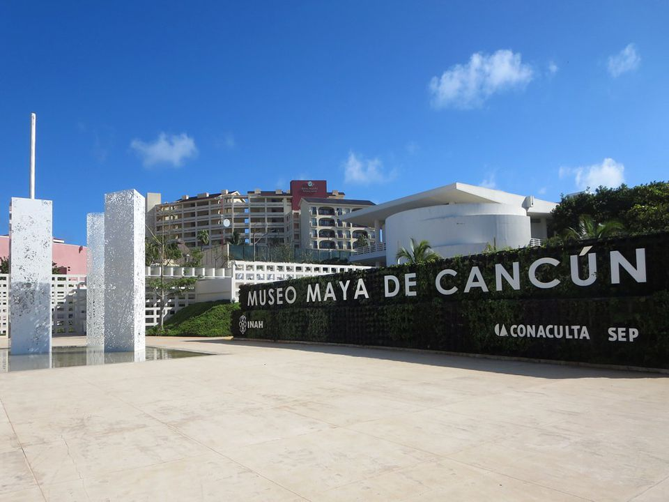 Mayan Museum of Cancun