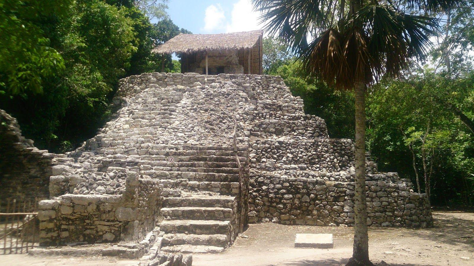 Пирамида Групо лас Пинтурас