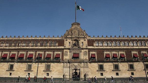 Национальный дворец в Мехико