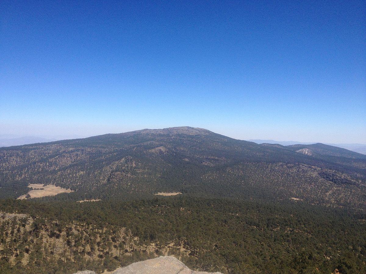 Гора Тлалок