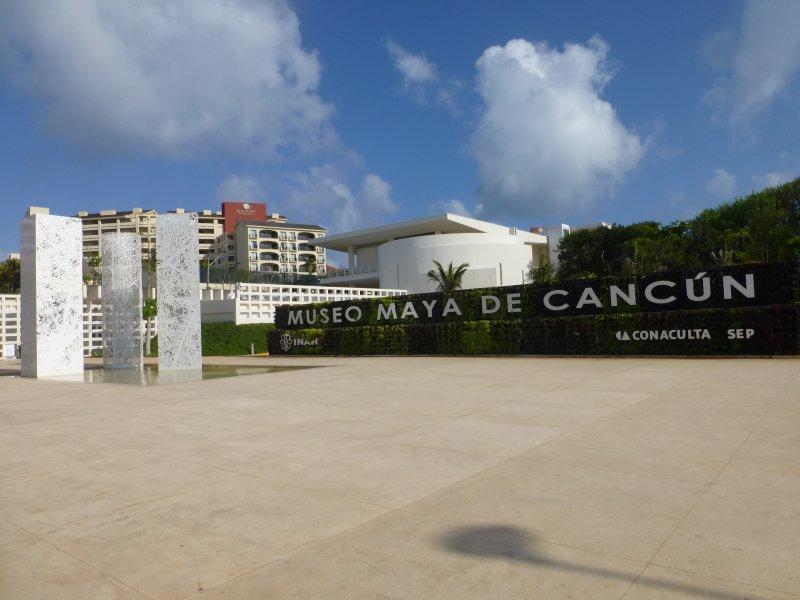 Музей Майя в Канкуне
