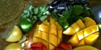 Овощи и фрукты Мексики