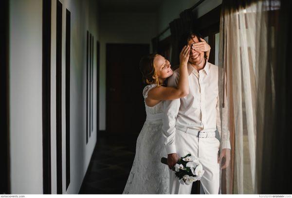 Свадьба на частной вилле