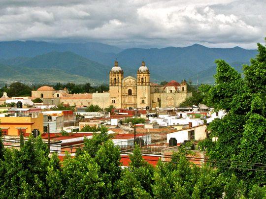 Город Оахака