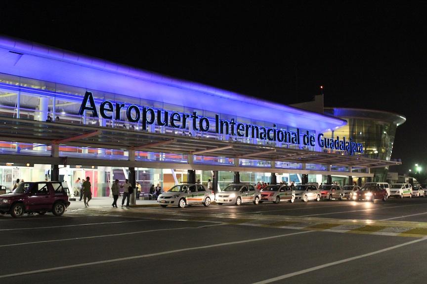 Международный аэропорт Гвадалахара