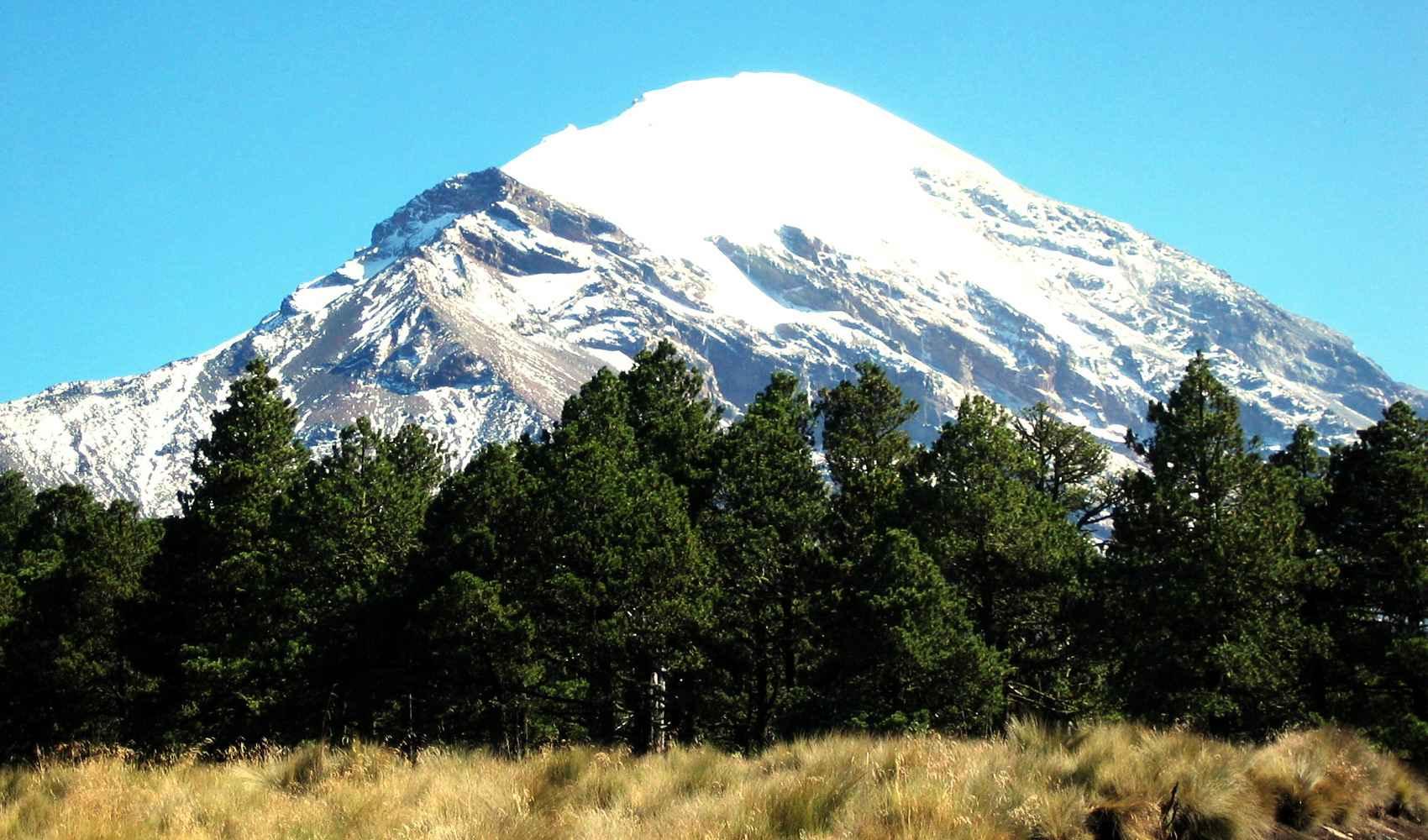 Национальный парк Пико де Орисаба