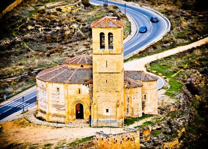Церковь де ла Веракрус