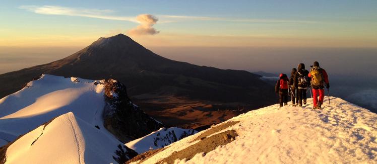 Восхождение на вулкан Орисаба - задача не самая легкая