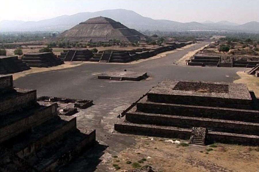 «Неизвестная Мексика» (2007 г.)