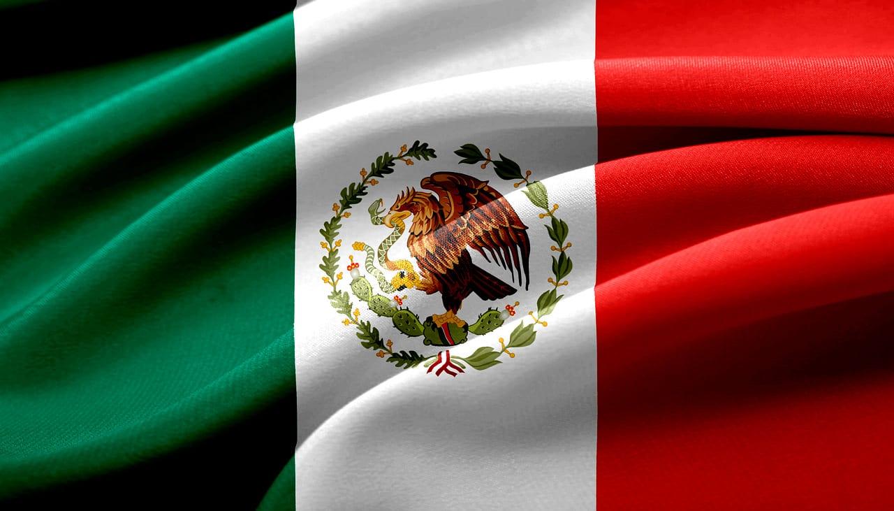 Опунция полиаканта изображена на флаге Мексики