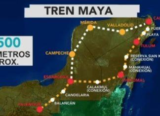 В Мексике построят туристическую железную дорогу
