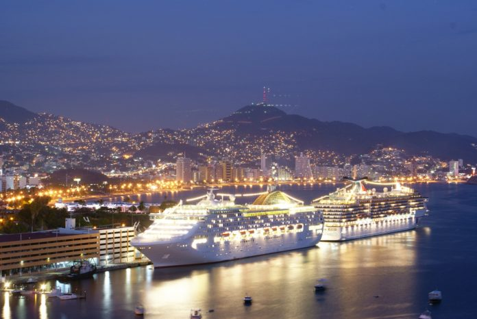 Город Акапулько