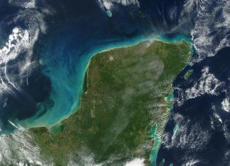 Полуостров Юкатан Мексика