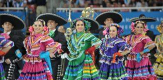 Мексиканская национальная одежда