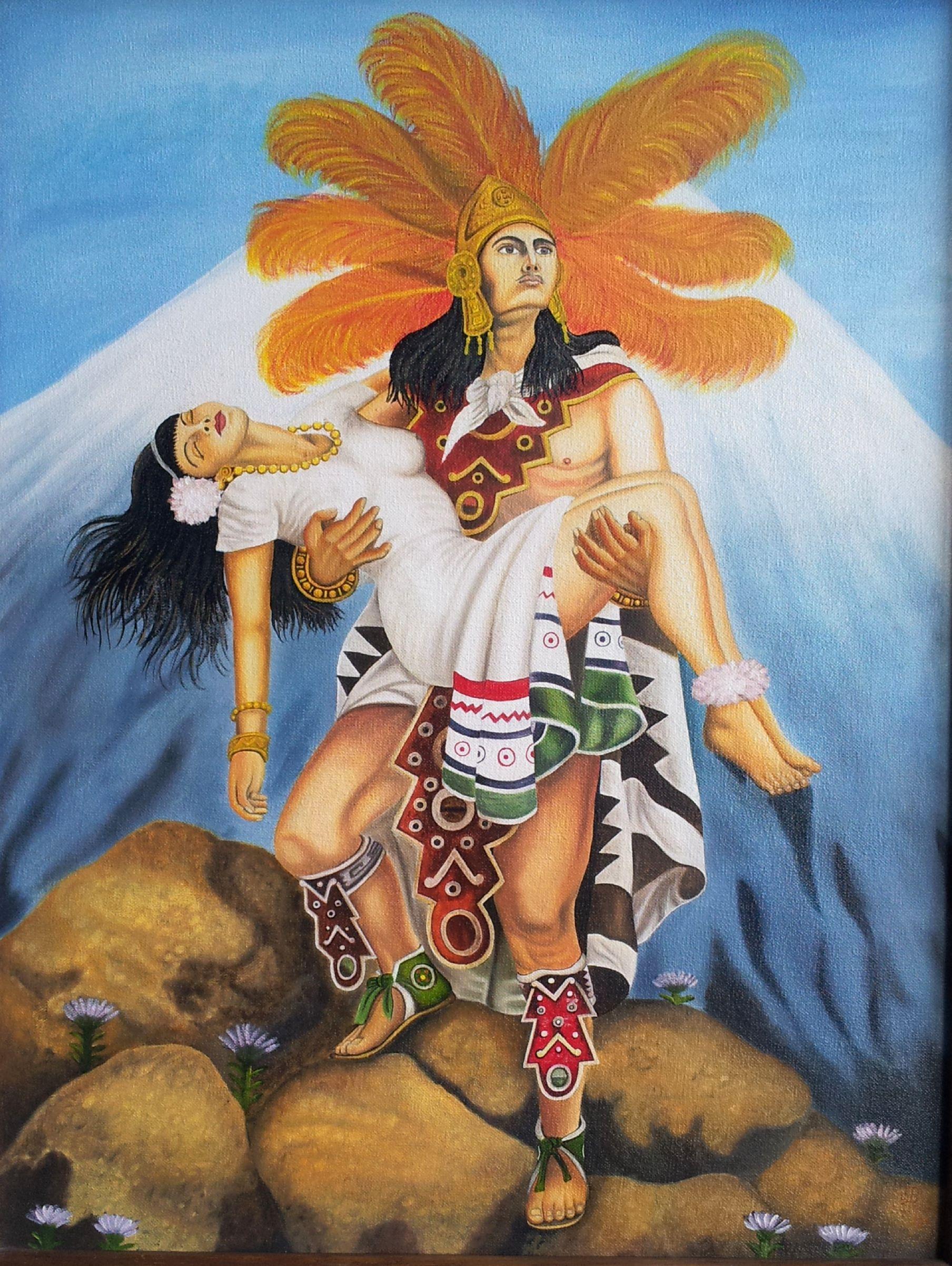 Легенды Мексики
