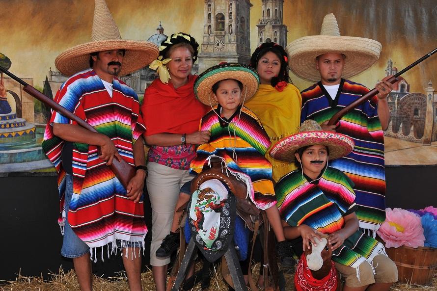 Мексиканские обычаи и семья