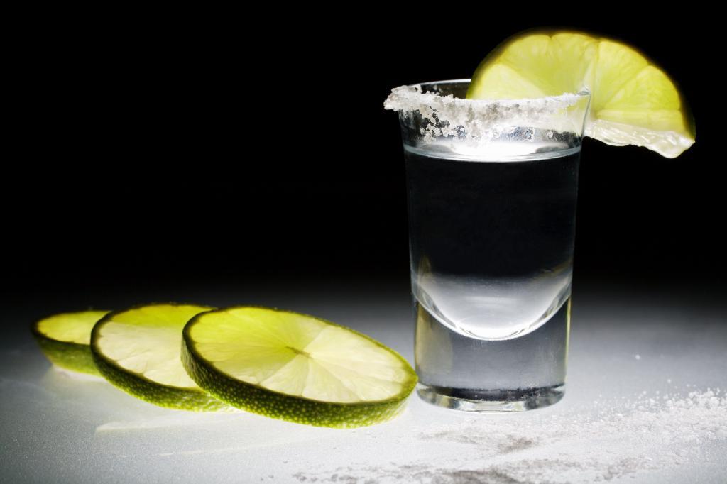 Мексиканская водка -текила