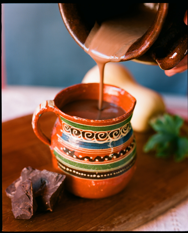 Шоколад - древний мексиканский напиток