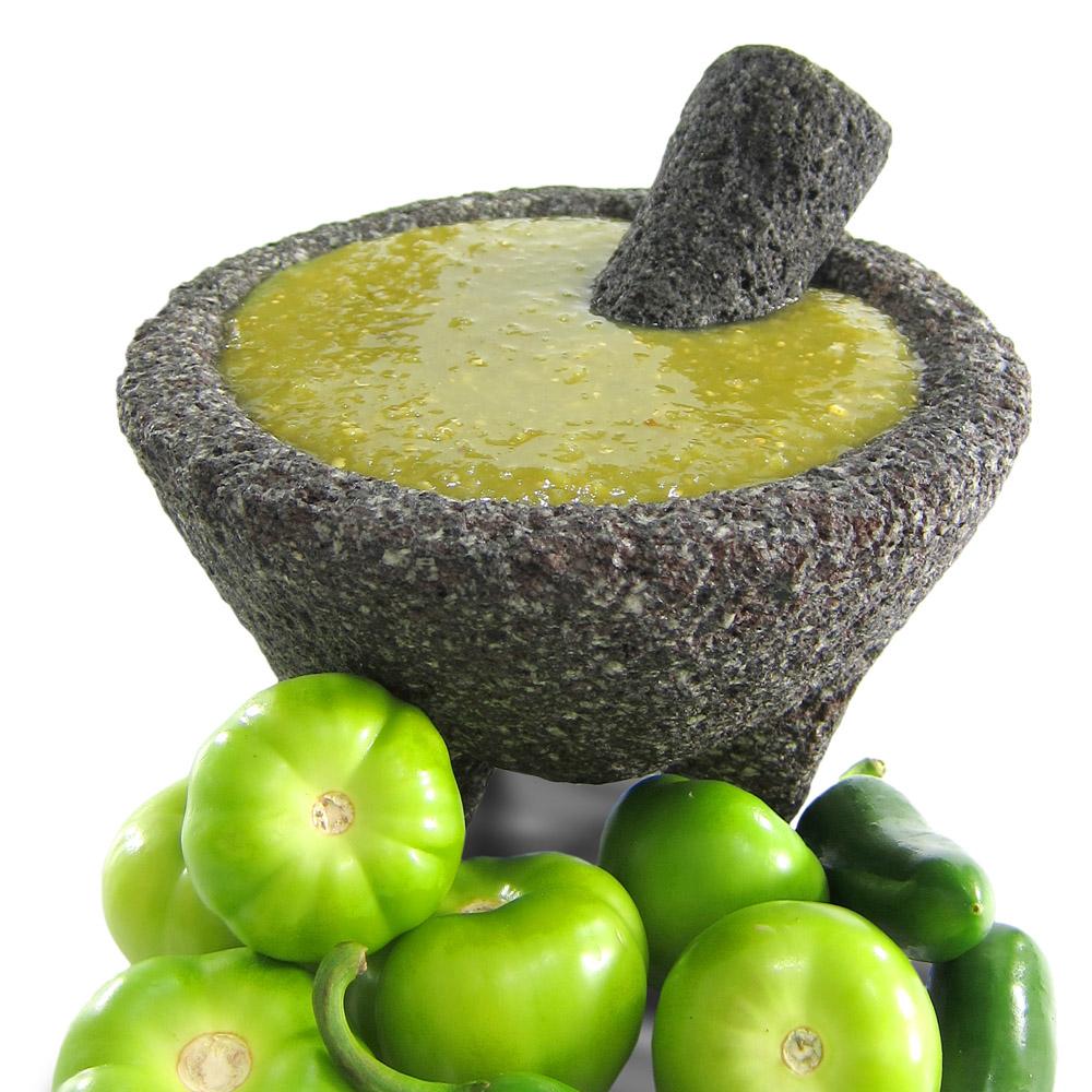 Зеленый мексиканский соус