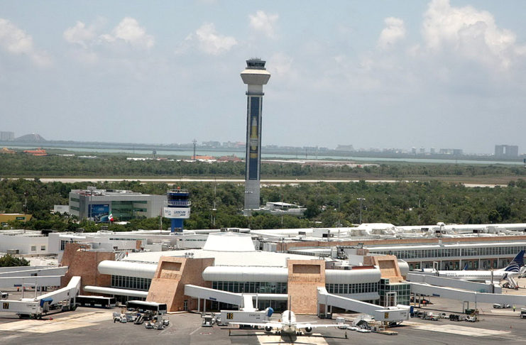 Аэропорт Канкуна
