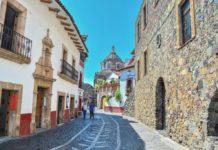 Города Мексики Пуэбла, Теуантепек, Таско