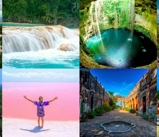 Многодневные туры в Мексике ICTour